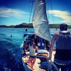 #Fiji #sailing #yasawa #seaspraysailing