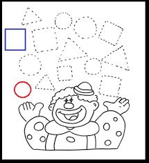 fisa de activitate matematica grupa mica,coloreaza cu aceeasi culoare – Căutare Google