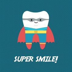 Dentaltown - No need to be a superhero to have a super smile. Just schedule an appointment with your dentist today and you'll be smiling more than the Joker.