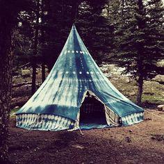 Hello dream tent!