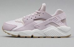 Nike Air Huarache Light  Pink White Hot Fashion Runing Women Shoes #Nike #RunningCrossTraining
