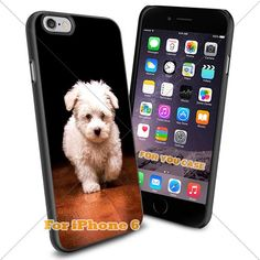 Animal : Dog Cute7 Cell Phone Iphone Case, For-You-Case Iphone 6 Silicone Case Cover NEW fashionable Unique Design