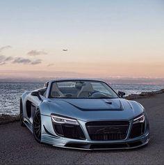 Audi R8 V10 #CarFlash