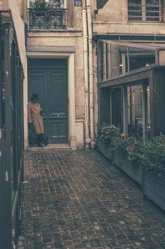 © Mauro Cantoro, Parigi