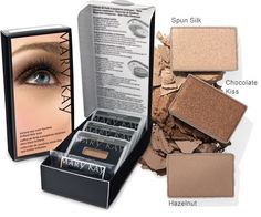 Mary Kay Brilliant Blue Mineral Eye Color Bundle, also packaged for  green, brown and hazel eyse