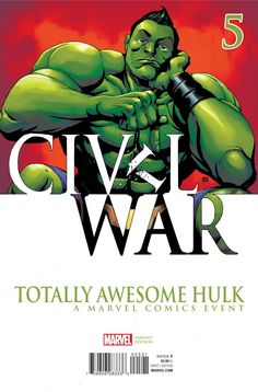 Preview: TOTALLY AWESOME HULK #5 - Comic Vine