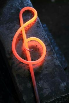 Brokkr Forge, NB, Canada #music #symbols #musicnotes http://www.pinterest.com/TheHitman14/music-symbols-%2B/