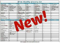 www.joyinourjouney.com  List of items to purchase  as well as printout