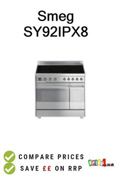 Smeg Compare UK prices and find the cheapest deals from 11 stores. Electric Range Cookers, Electric Stove