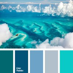 Great collection of Cool Palettes with different shades. Color ideas for home, bedroom, kitchen, wall, living room, bathroom, wedding decoration | Page 12 of 61.