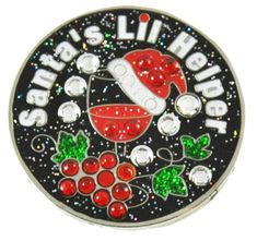 Check out what Loris Golf Shoppe has for your days on and off the golf course! Navika Golf Ball Markers - Santa's Lil Helper