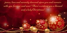 Best Christmas wishes for friend