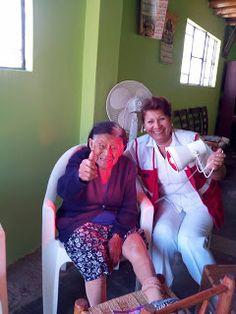 """la Visión Gerontològica : Nelly Cubillas""""Es necesario promover la salud most..."""