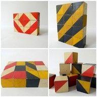 graphic building blocks