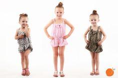 Keep your little girl cool this summer with one of these adorable rompers. The perfect outfit for the pool, playground, or everyday. Available in 6 different colors for 64% off. Pick your favorite at pickyouplum.com.