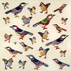 mixed media bird - WOW.com - Image Results