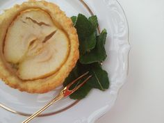 today i'm blogging about homemade vegan apple tartelettes - easy to make, delicious and beautiful. what would a foodie want more ?!  click here to read and see more (+ recipe!) http://www.strangeness-and-charms.com/2014/08/vegan-love-homemade-vegan-apple.html