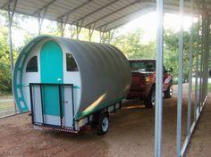 NEW BIGGER Gypsy Wagon Vardo Camper Caravan Glamper Tiny House