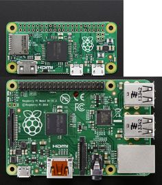 A tour of the Raspberry Pi zero