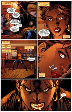 Vixen | Community Post: 10 Awesome Black Superheroes That You've Probably Never Heard About