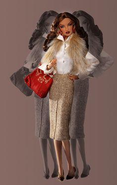 fashion doll photo stories   Natalia Fatale Hot Property (Caldo patrimonio)