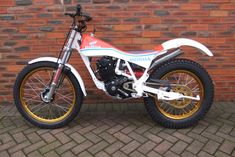 Trail Motorcycle, Yamaha Parts, Trial Bike, Engine Start, Trials, Honda, Restoration, Motorcycles, Twin