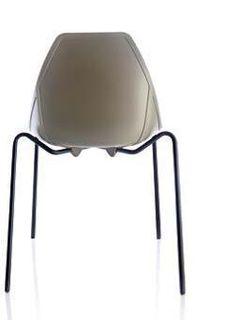 N°4 Sedia X FOUR con 4 gambe - ALMA DESIGN - arredogiardini.it Furniture, Design, Home Decor, Home, Decoration Home, Room Decor, Home Furnishings, Home Interior Design