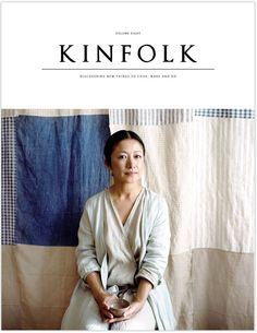 Kinfolk Magazine - i Betonggruvan.