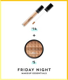 Save these beauty essentials to perfect your desk-to-dinner makeup look.