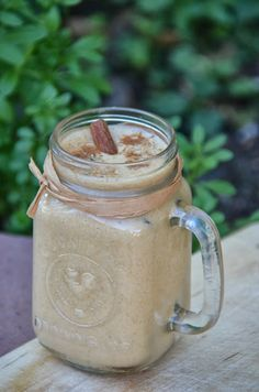 SCD Butternut Squash Coconut Smoothie (*Use honey for sweetener & omit hemp seeds...)