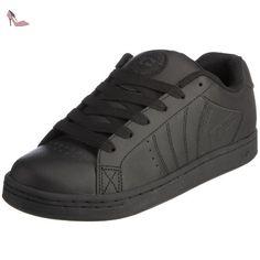 Globe Focus, Chaussures de Skateboard homme, Noir (10053), 9 US -