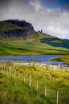 Scotland - Old Man of Storr (Isle of Skye)