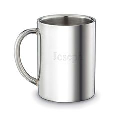 Check out the deal on Personalized Stainless Steel Cup at HansonEllis.com