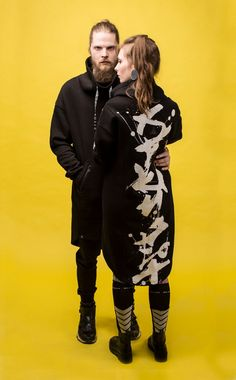 The calligraphic collection of street clothes created in collaboration of the Frick Butik and Watch'i Painted Jeans, Painted Clothes, Street Outfit, Street Wear, Calligraphy T, Custom Denim Jackets, T Shorts, Men Closet, Denim Ideas