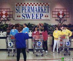 Supermarket Sweep! I loved tho show !!1