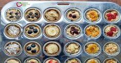 This homemade master muffin mix can make breakfast fast and easy, while still being healthy!