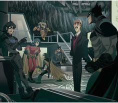 The Batman Family                                                                                                                                                                                 More