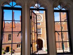 Hampton Court Palace Courtyard, Richmond upon Thames