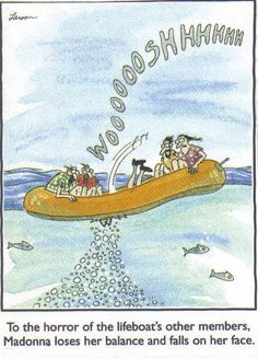 """The Far Side"" by Gary Larson. Cartoon Jokes, Funny Cartoons, Funny Comics, Cartoon Art, Far Side Cartoons, Far Side Comics, Haha Funny, Funny Jokes, Funny Stuff"