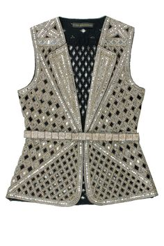 Saw a similar jacket on Deepika in CNWK! Always have been a fan of cut work and zari. By Ritika Mirchandani