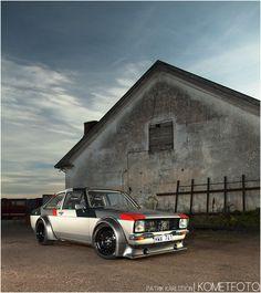 Escort MKII Audi 5cyl Turbo