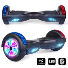 Amazon.com  Benedi Hoverboard Two-Wheel Self Balancing Scooter UL2272  Certified Hover Board 2aad065eb32
