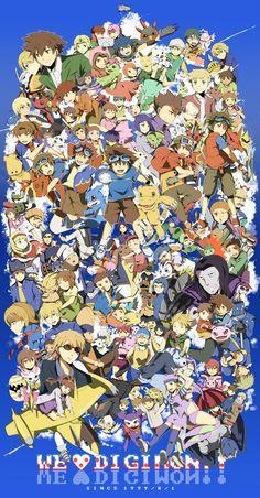 Digimon fanart by Zerochan