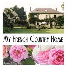 My French Country Home ~  www.myfrenchcountryhome.blogspot.com ~ always beautiful