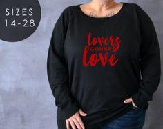 Love Tribe Plus Size Im Cold Sweatshirt