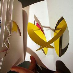 Libros Pop-Up Books Cards: Libro de cómo hacer Pop-Ups con 30 trabajos muy creativos del diseñador japonés Miyuki Yoshida