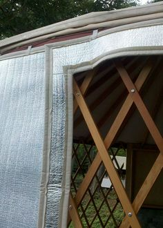 yurts and insulation building codes