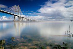 "500px / Photo ""Ponte Vasco da Gama"" by António Leão"