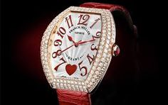 9fb3098e390 Franck Muller - A small present for your lady from your.