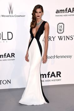 See the Fabulous Dresses & Gowns from the amfAR Gala | alta costura